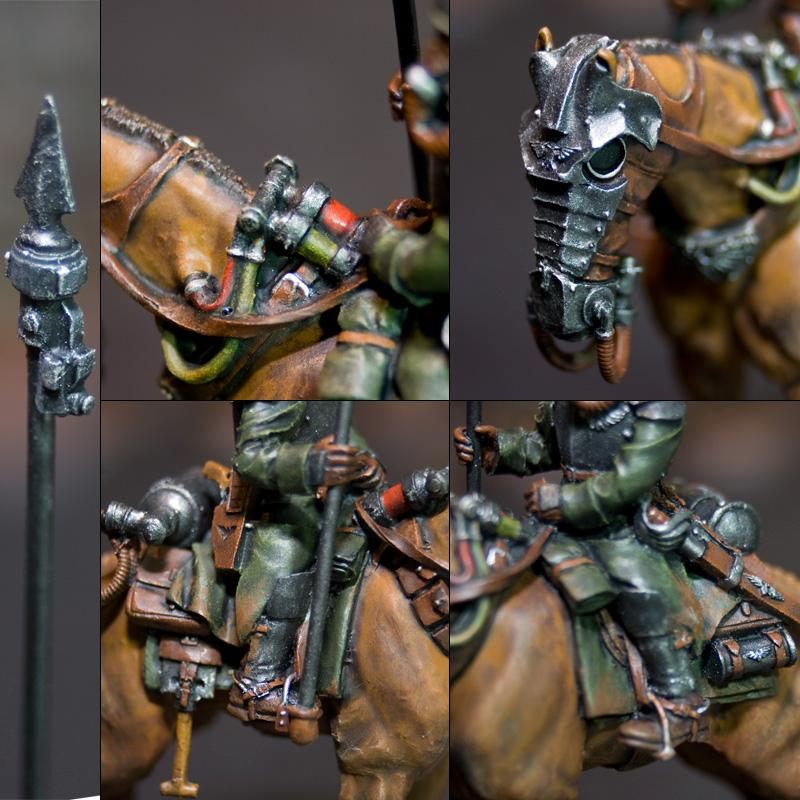 Death Korps of Krieg, Death Rider, Dk, Rider