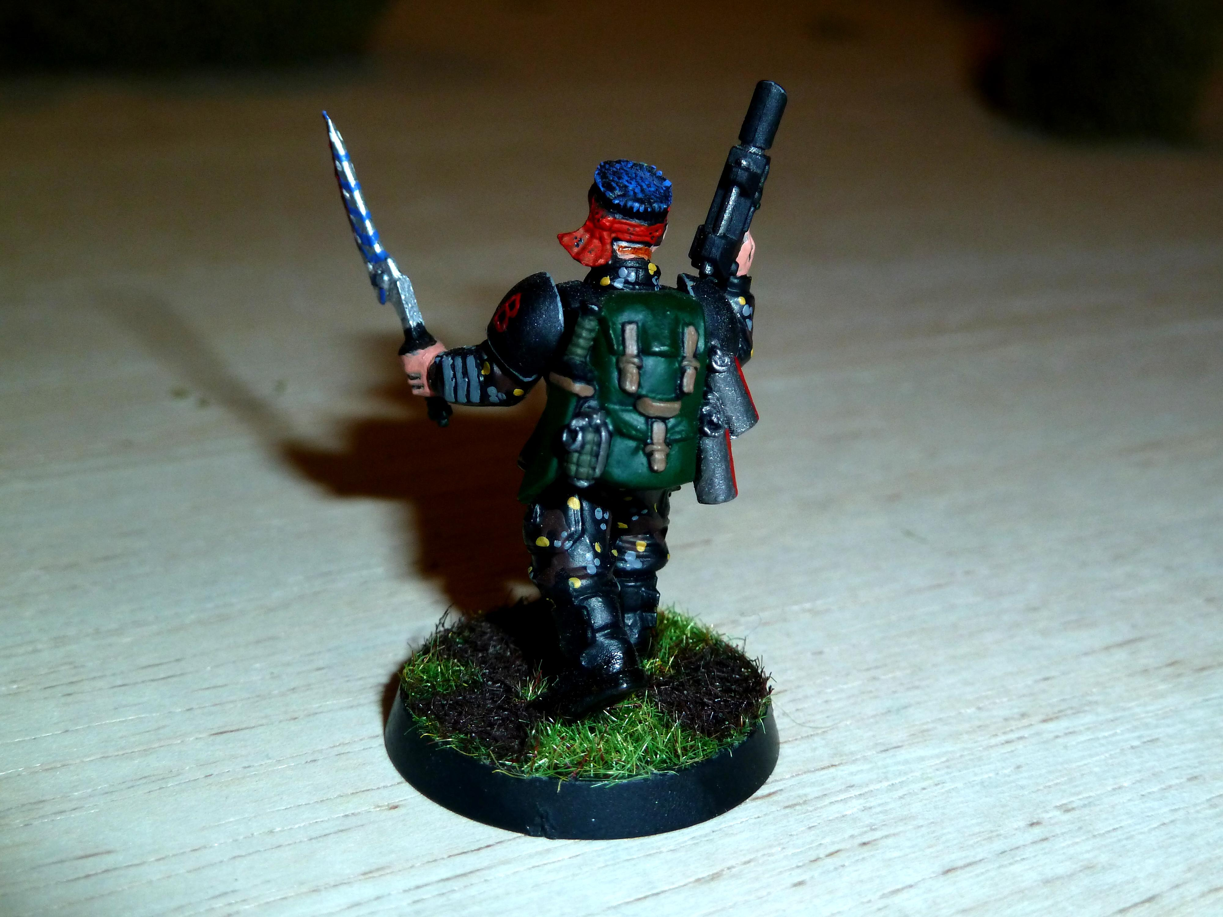 Guard, Imperial, Imperial Guard, Warhammer 40,000