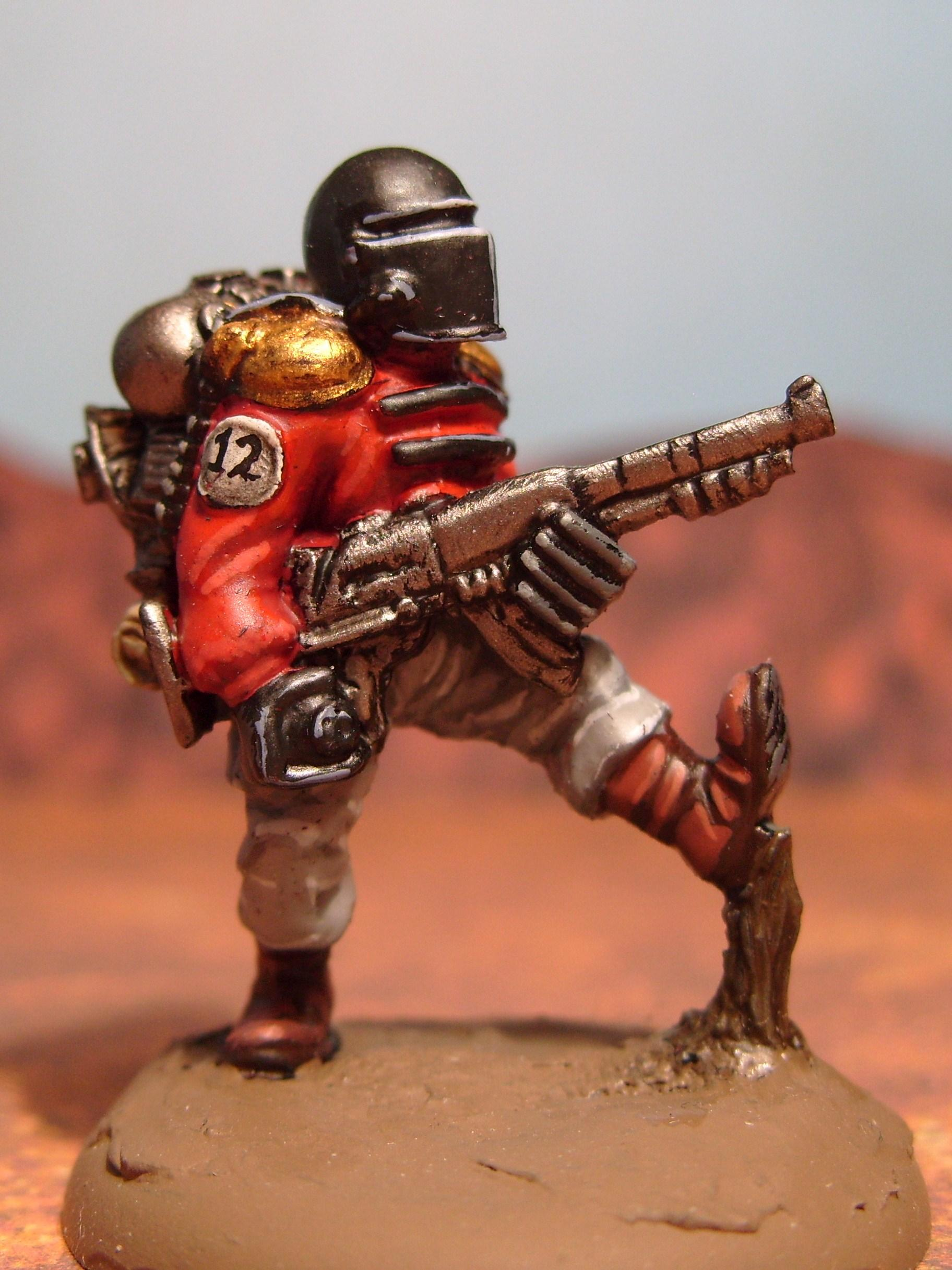 Alternative Armies, Firefight, Imperial Guard