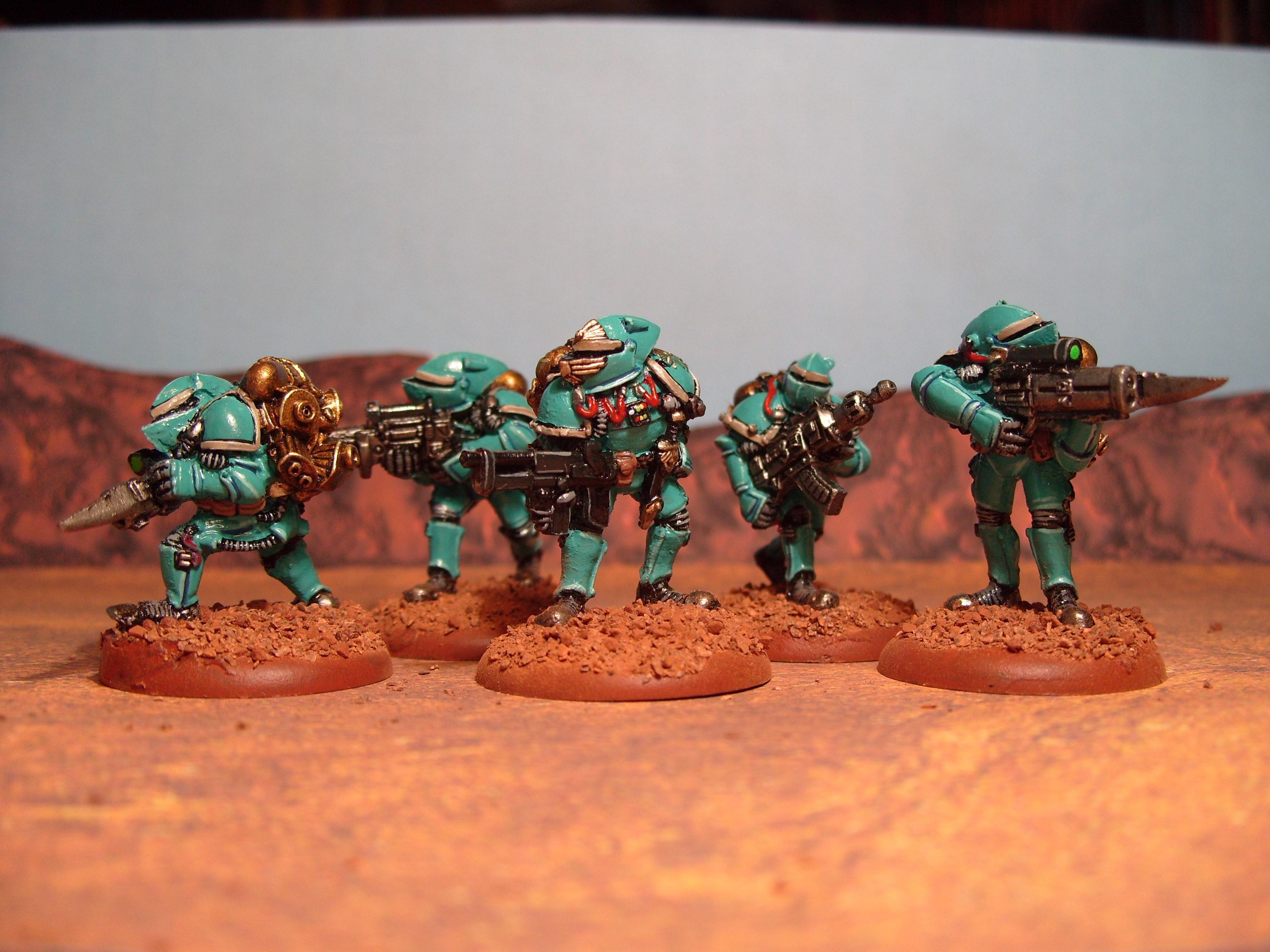 Alternative Armies, Firefight, Imperial Guard