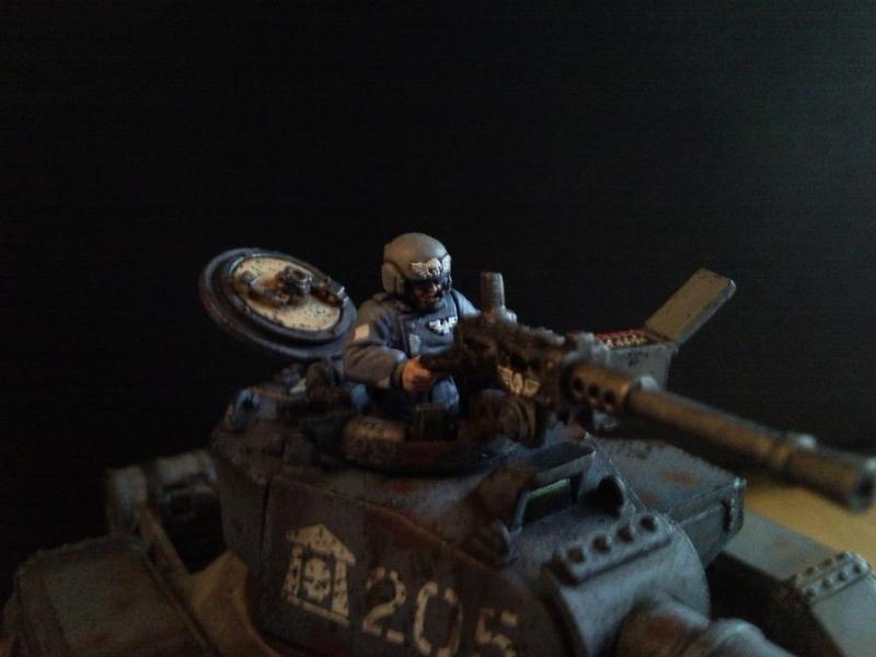 Cadians, Imperial Guard, Leman Russ, Warhammer 40,000