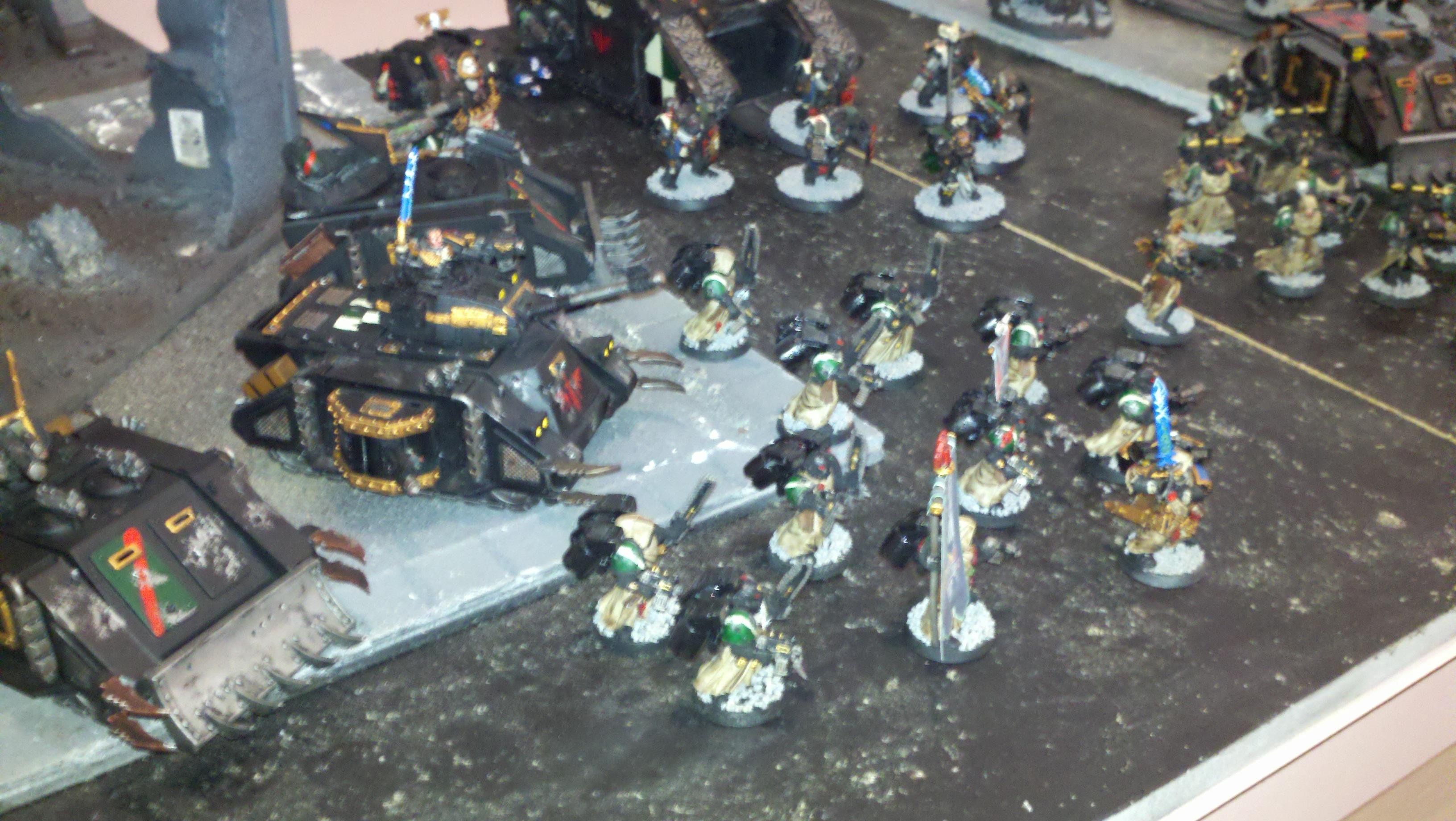 Assault Squad w/ Librarian
