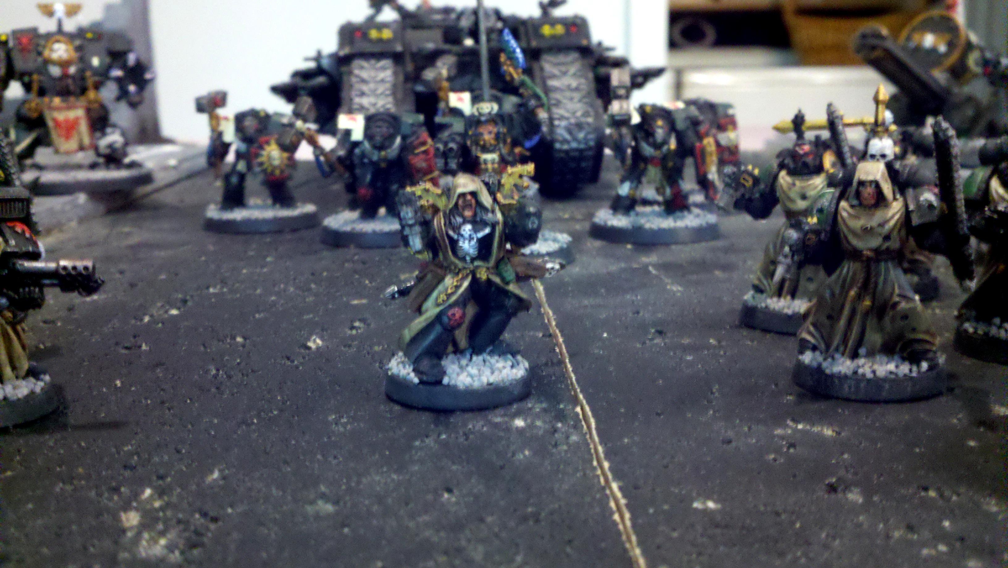 Cypher, Leader of the Fallen