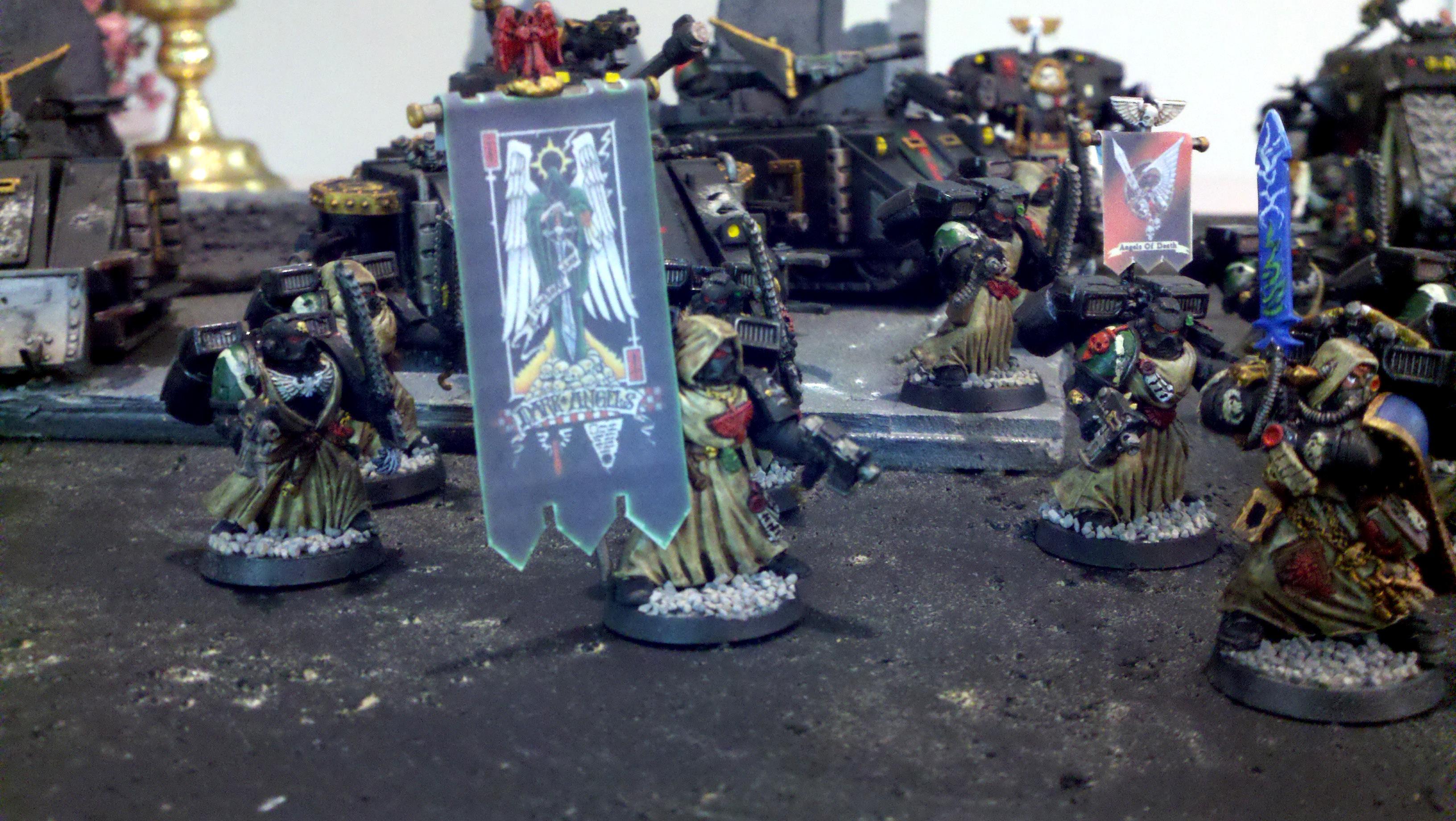 Dark Angels, Assault Squad Standard Bearer