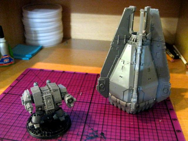 Army, Project, Space Marines, Vehicle, Warhammer 40,000, Work In Progress