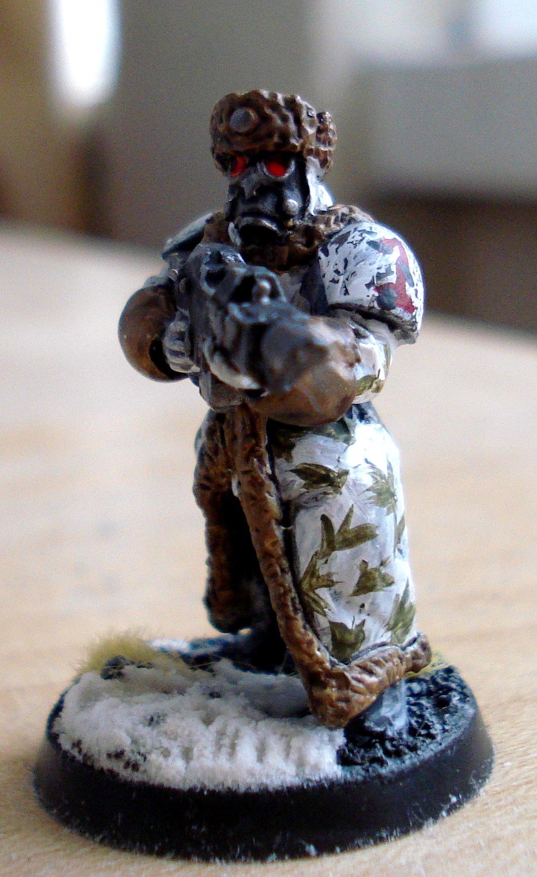 Conversion, Imperial Guard, Pig Iron, Valhallans