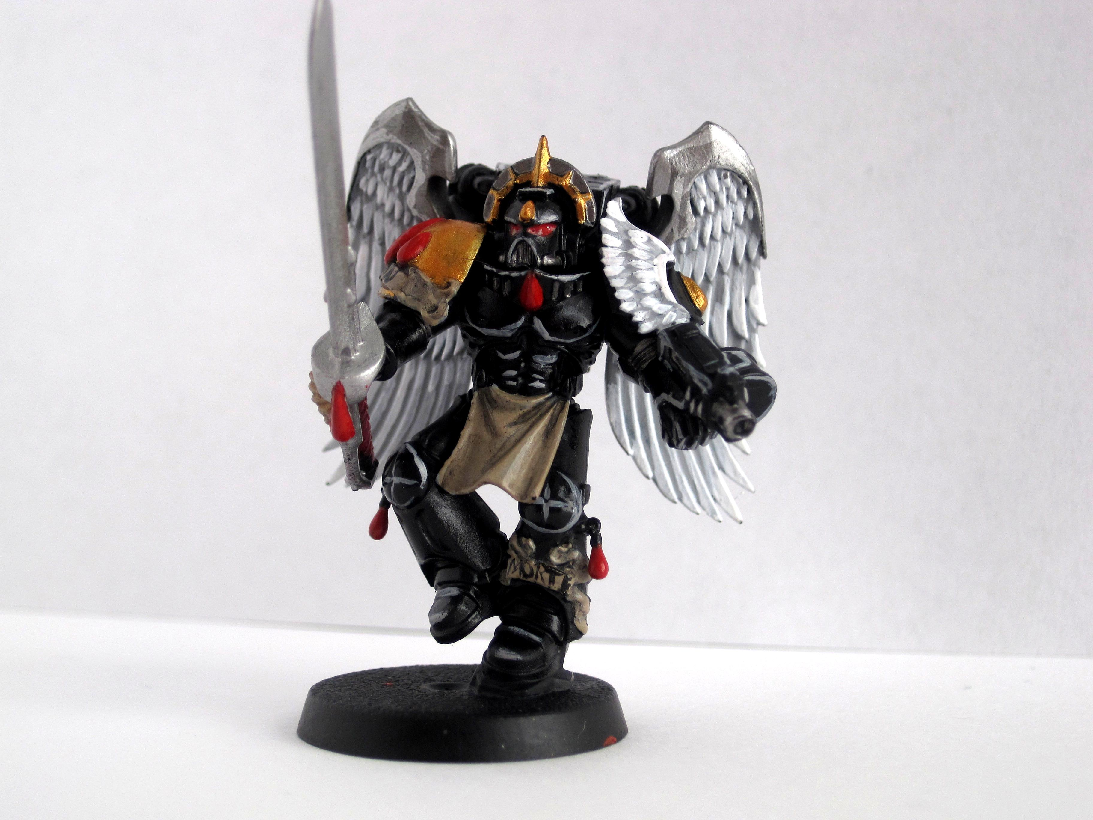 Blood Angels, Sanguinary Guard, Space Marines