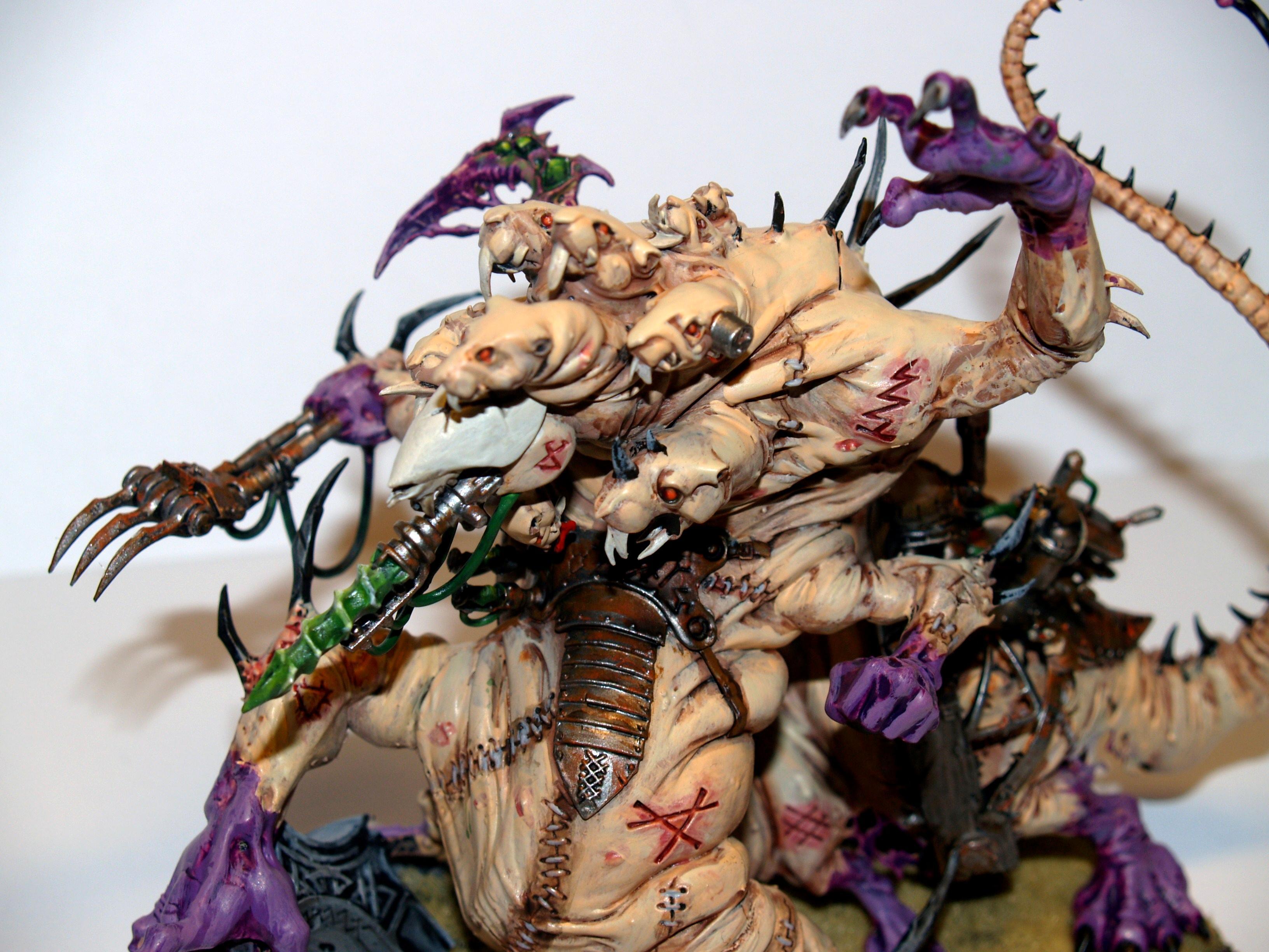 Abomination, Hell Pit Abomination, Monster, Moulder, Skaven