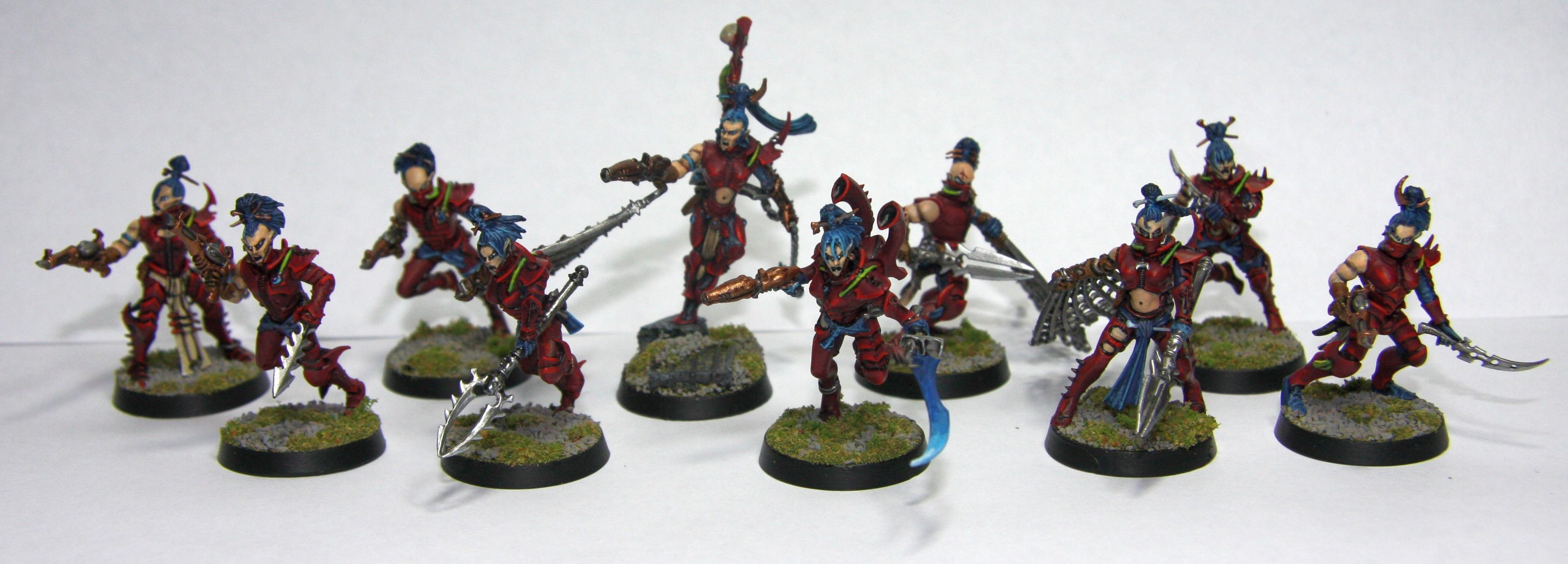 Bloodbrides, Dark Eldar, Succubus