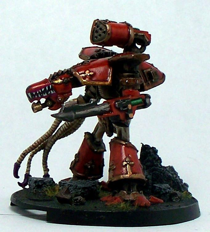 Epic, Titan, Warhammer 40,000