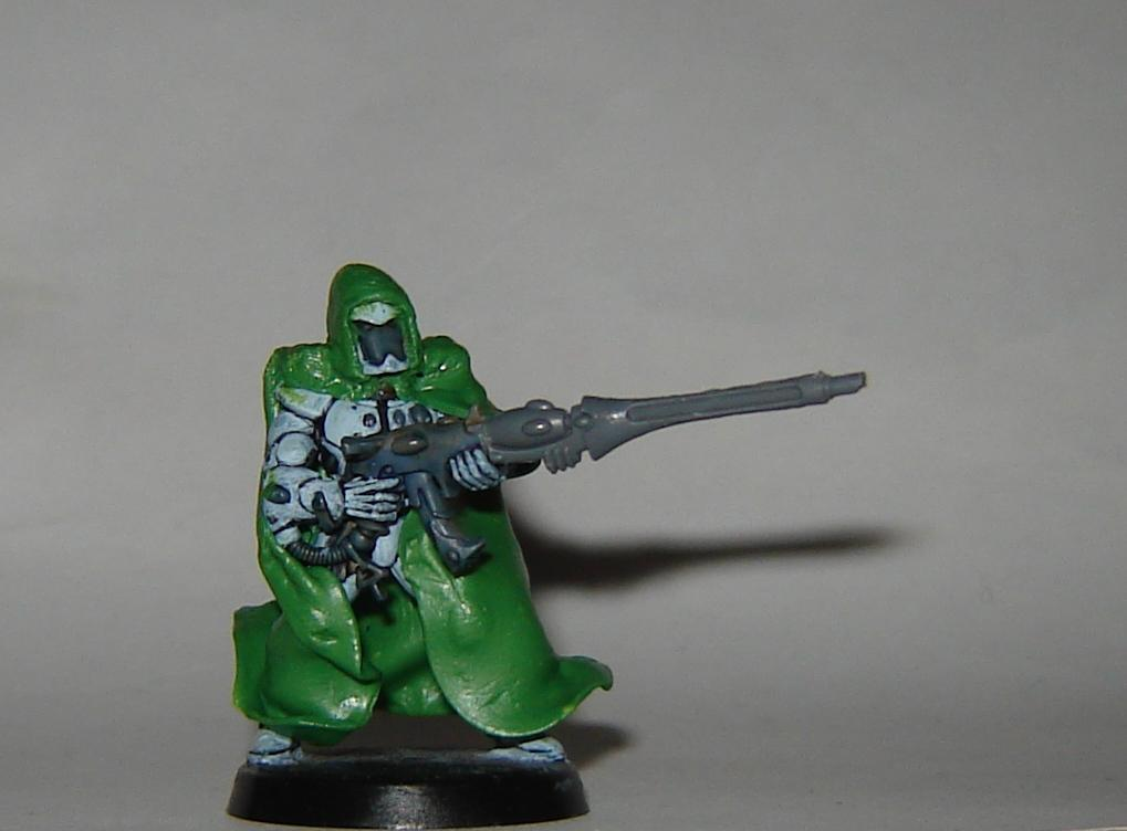 Conversion, Eldar, Guardians, Rangers, Warhammer 40,000, Work In Progress