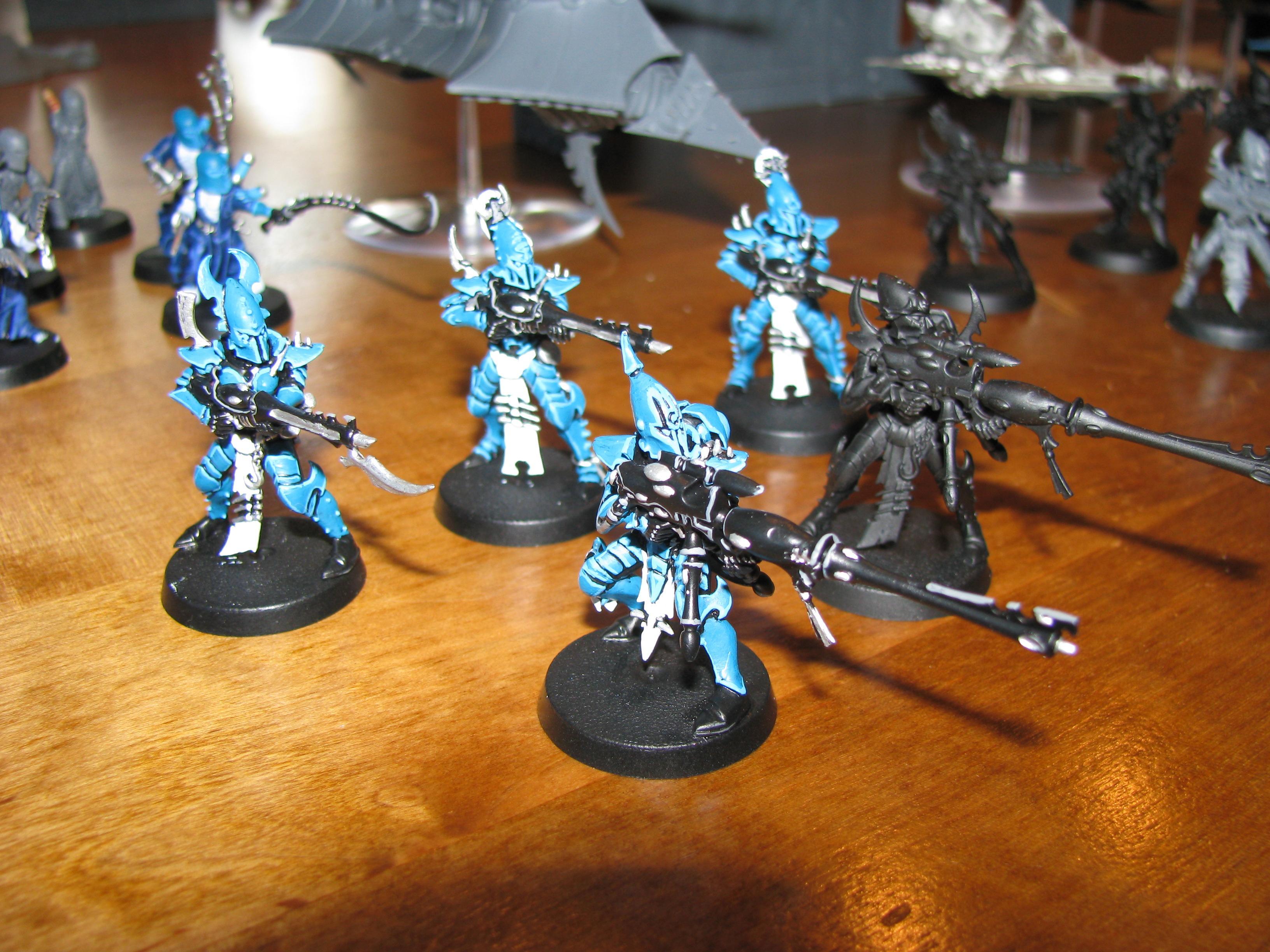 Battle Report, Dark Eldar, Kroot Mercenaries, Orks