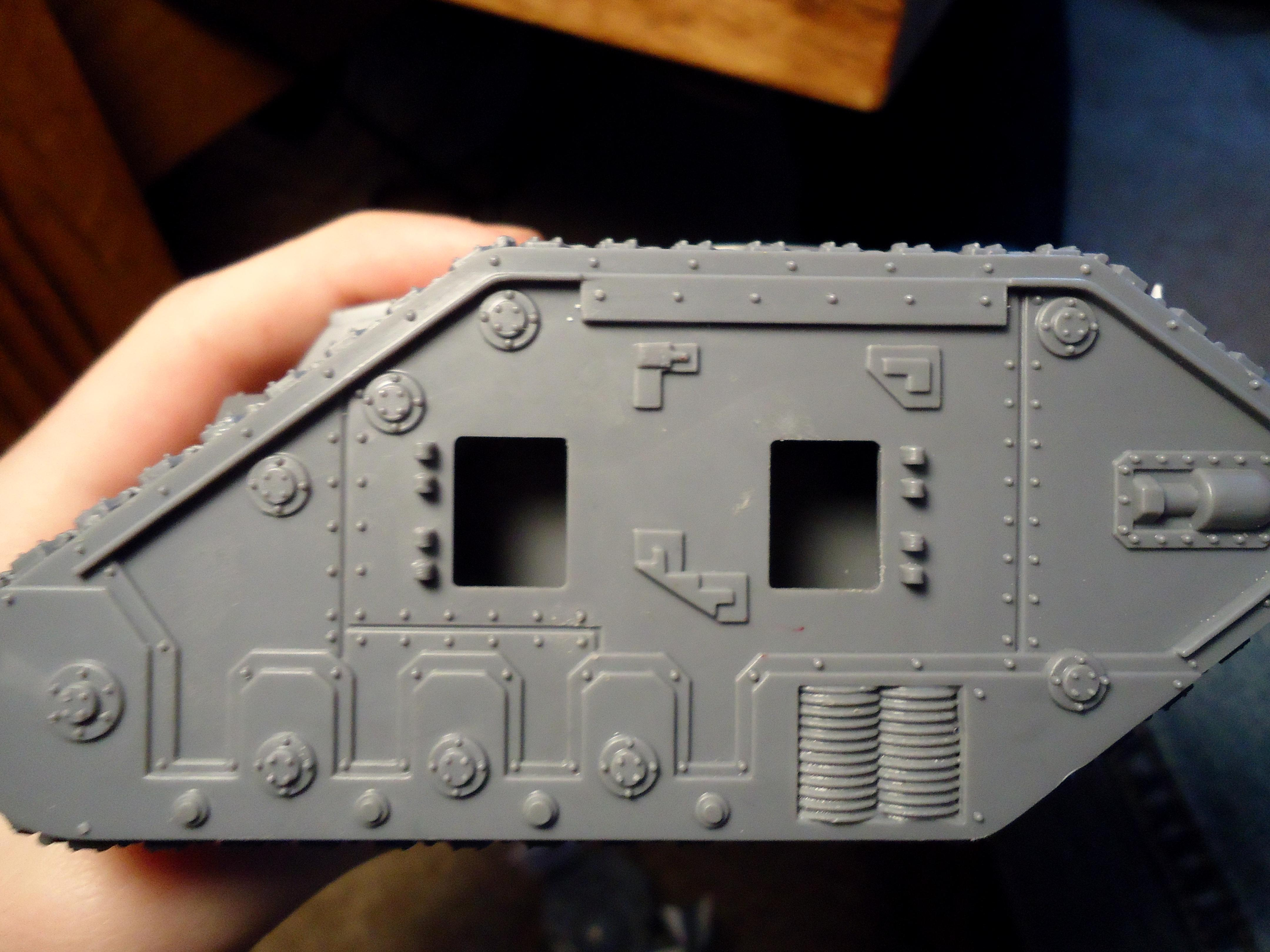 Looted, Orks, Work In Progress