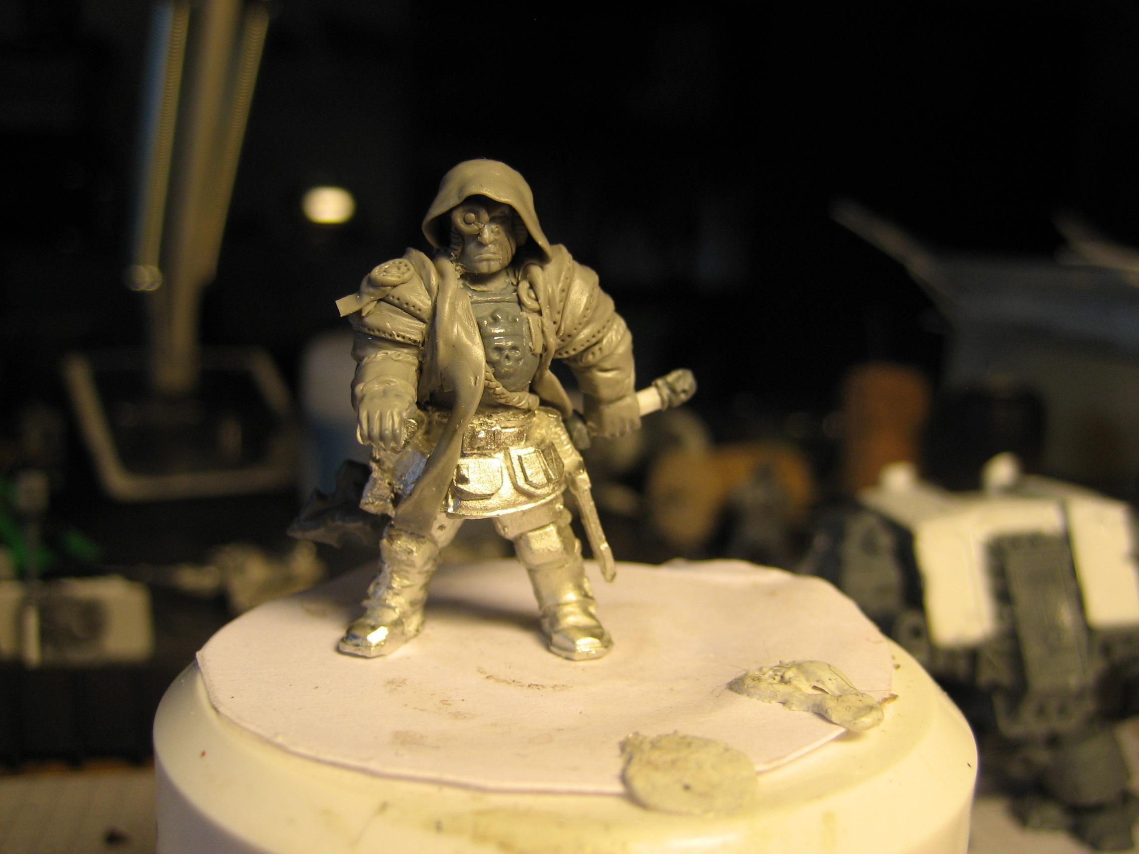 Hellsryche, Inquisitor, Work In Progress