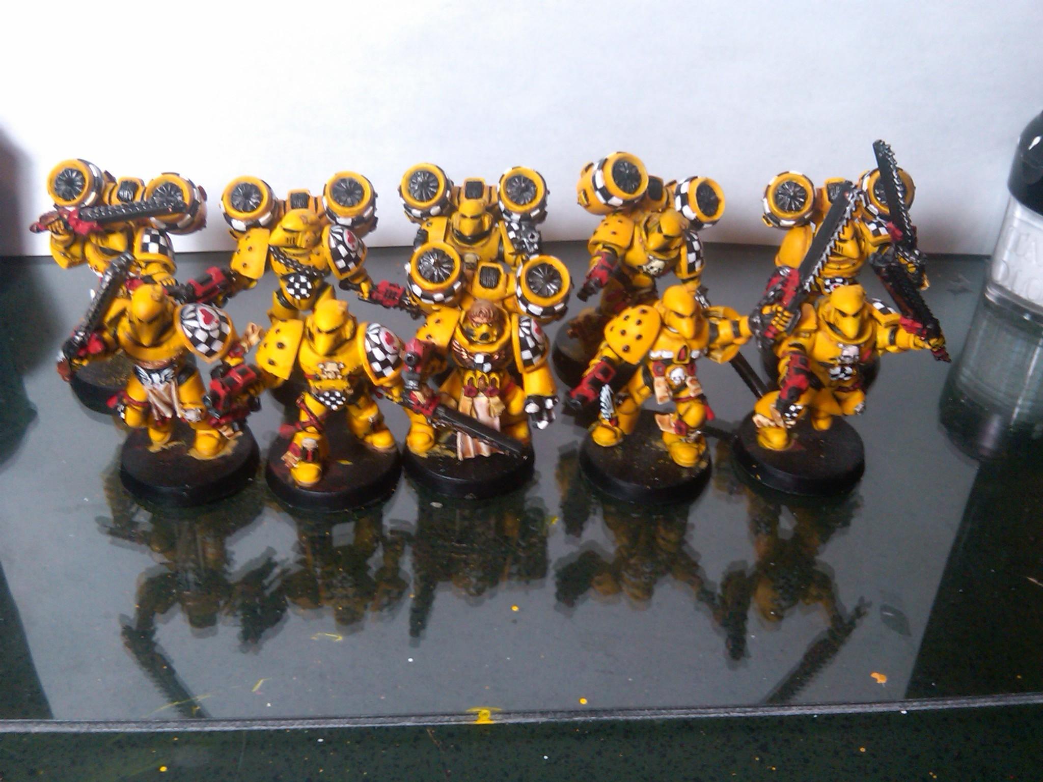 Assault Squad, Lamenters