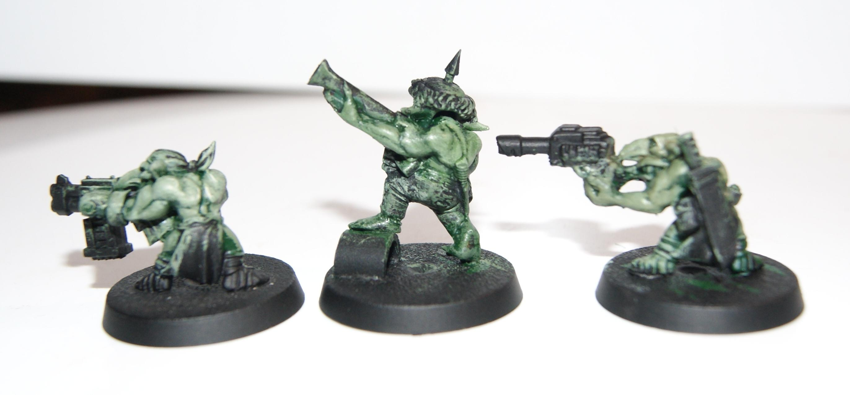 Conversion, Grot Rebellion, Grot Rebels, Grots, Warhammer 40,000