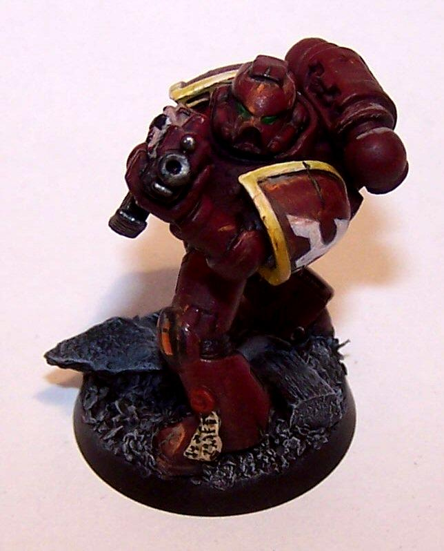 Emperor's Wings, Great Space Marine Conclave, Space Marines, Tactical Squad