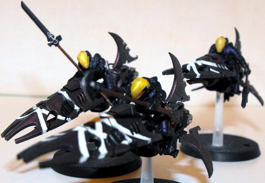 Autarch, Eldar, Farseer, Jetbike, Saim-hann, Warhammer 40,000, Warlock