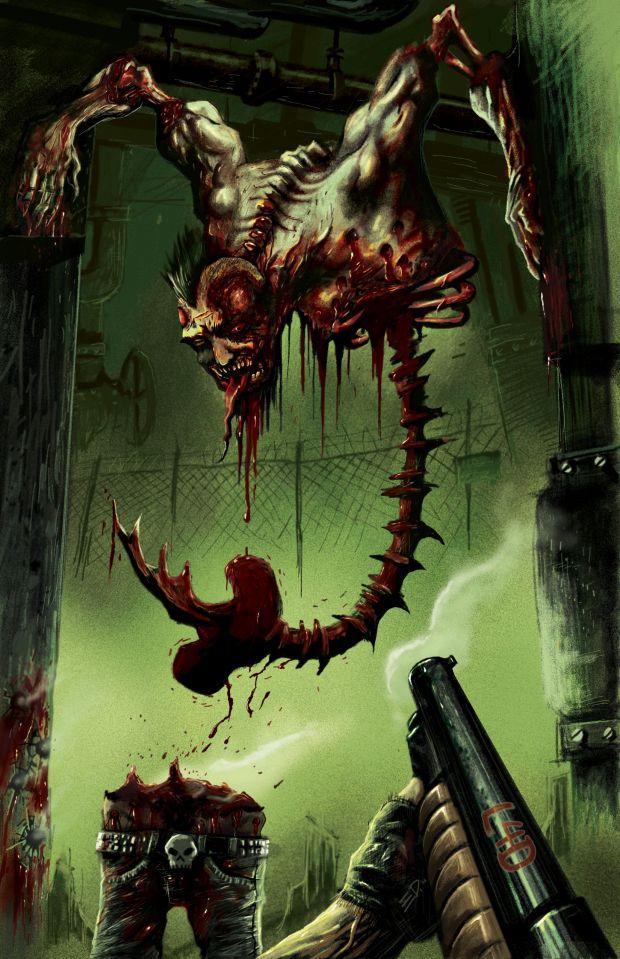 Resident Evil, tgrh