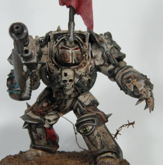 Chaos Space Marines, Death Guard, Typhus