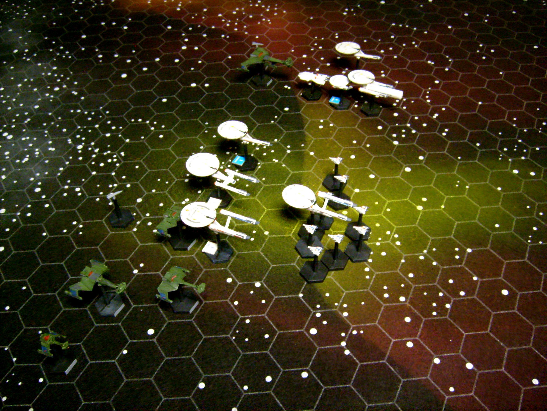 Federation Commander, Star Fleet Battles, Star Trek