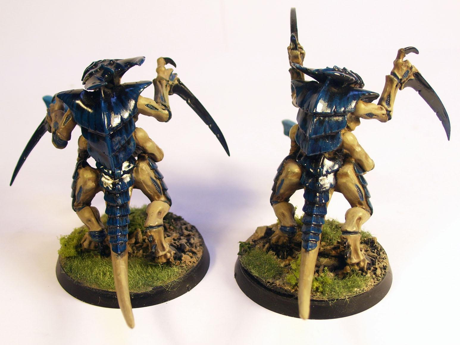 Blue, Lol, Splinter Fleet, Tyranids, Warhammer 40,000