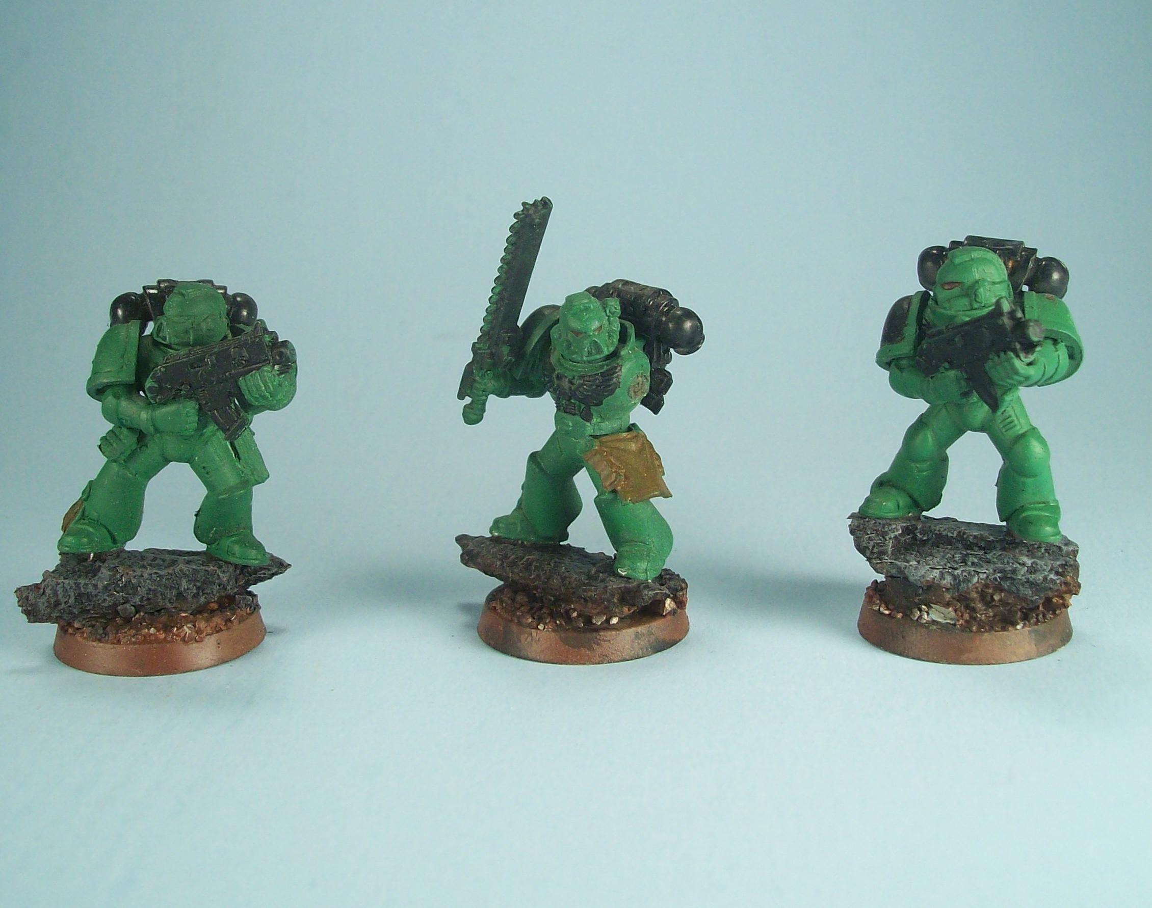 Salamanders, Space Marines