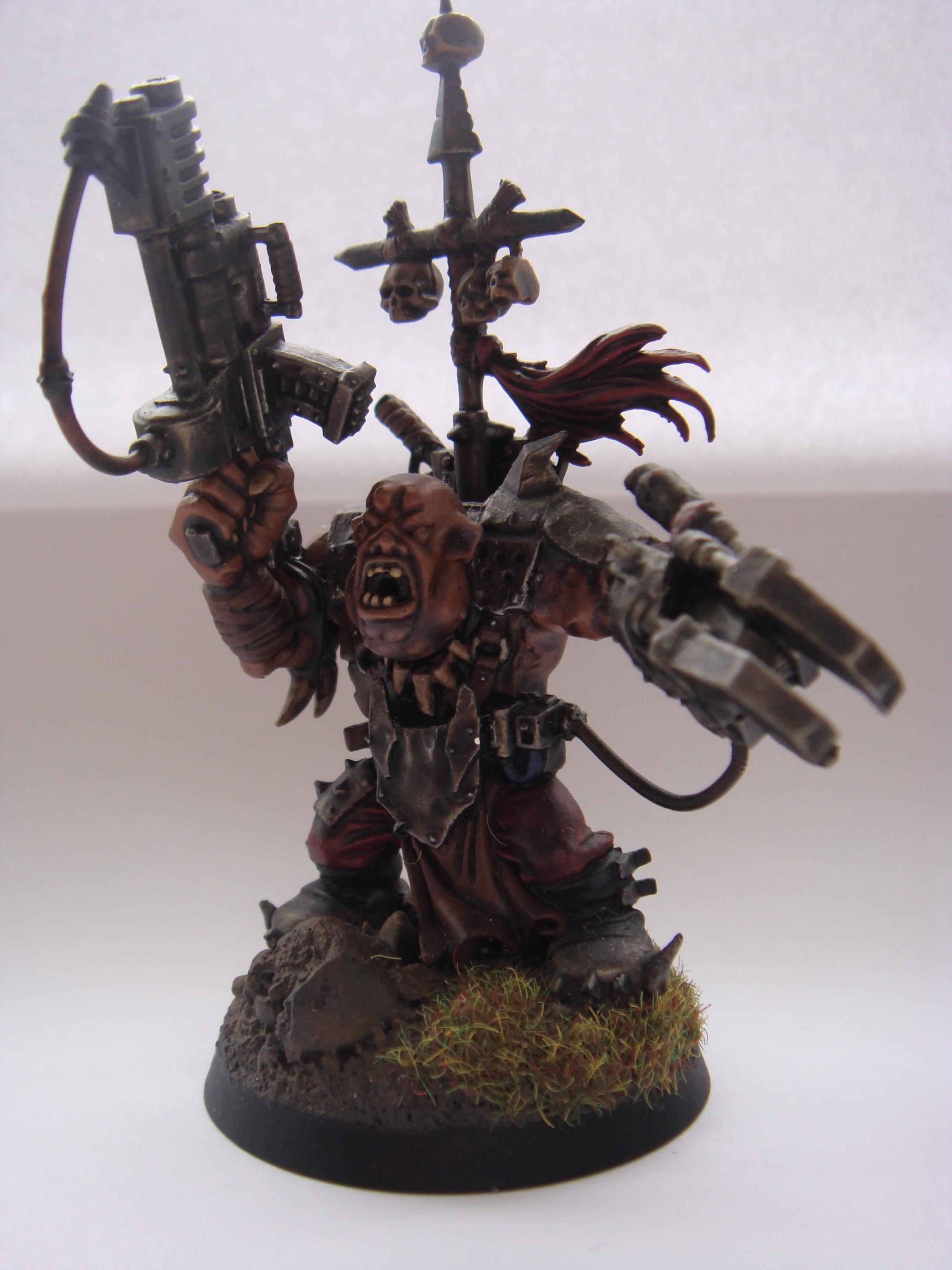 Giant, Ogryns, Warboss #2