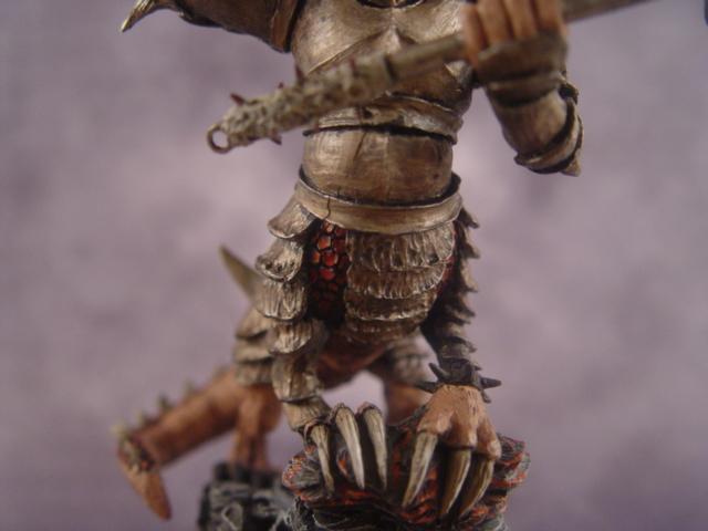Chaos Warrior, Kholek Suneater, Warhammer Fantasy