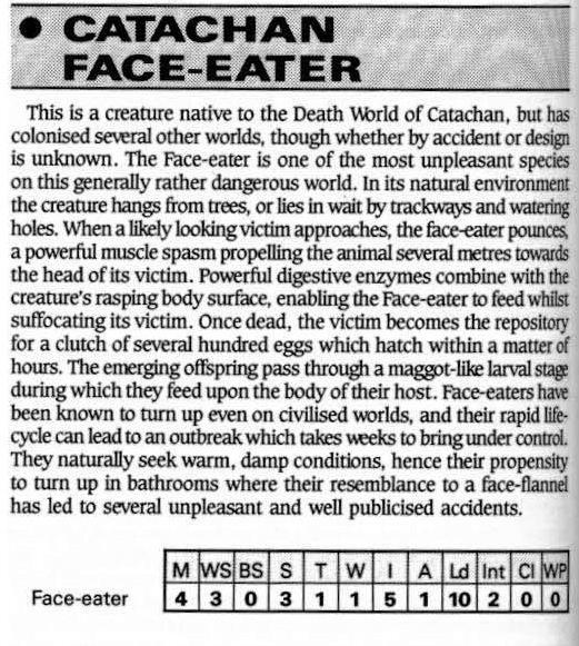 FaceEater