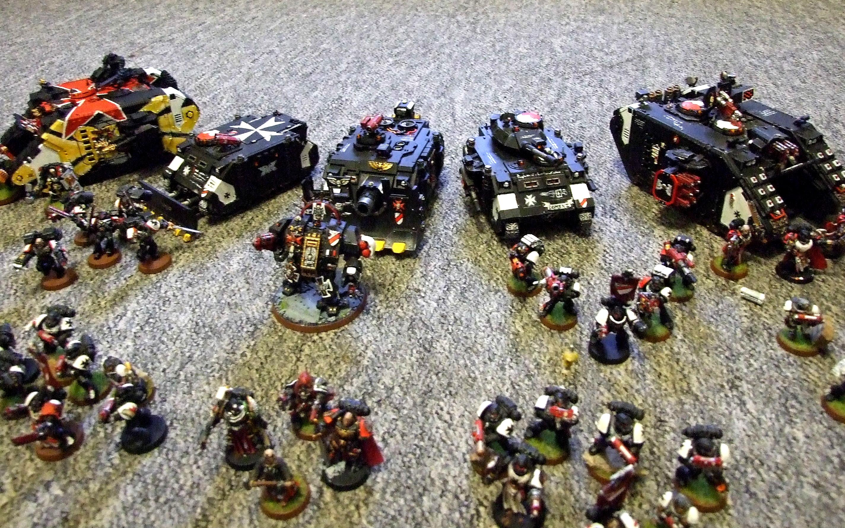 Black Templars, my black templars old pic