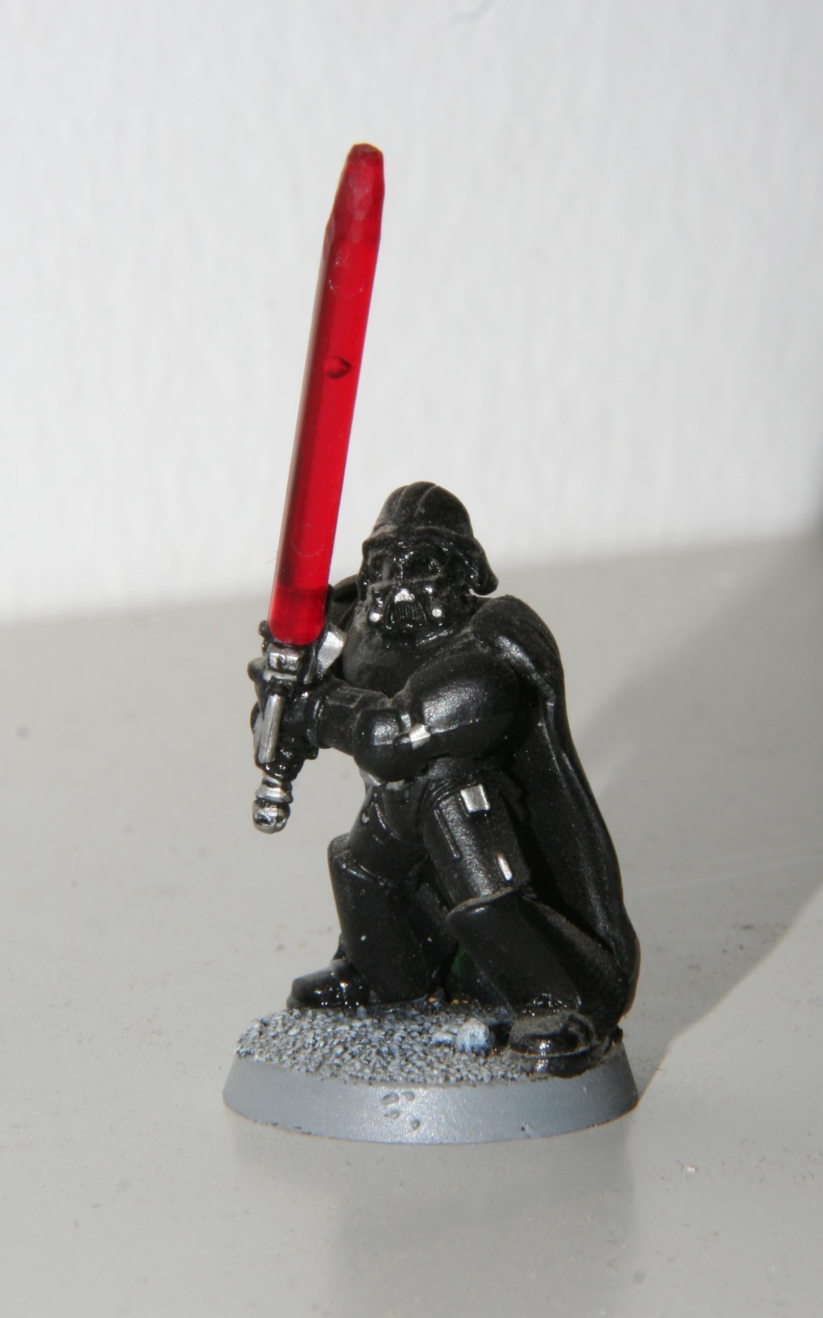 Conversion, Darth Vader, Star Wars