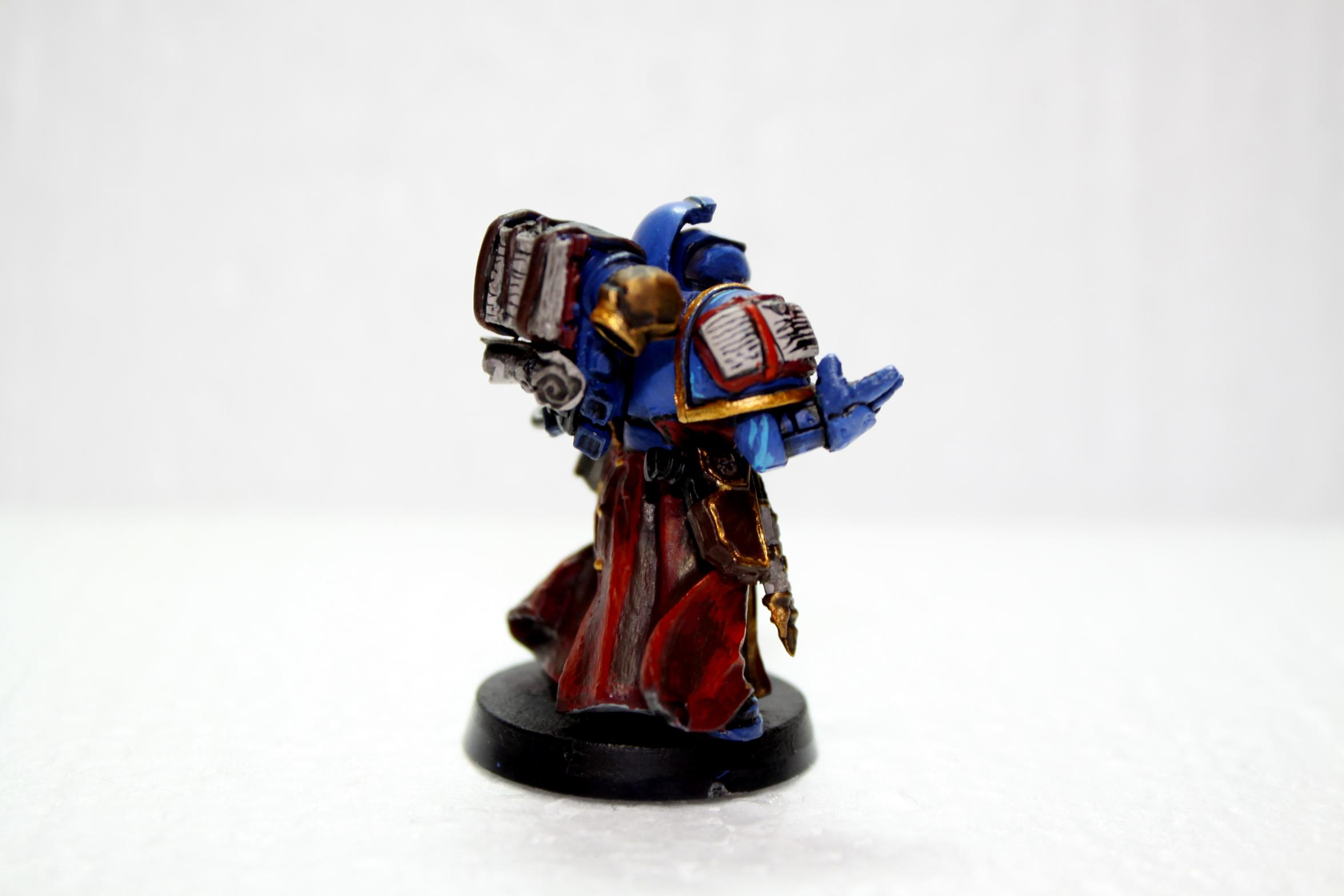 Baccus, Librarian, Warhammer 40,000