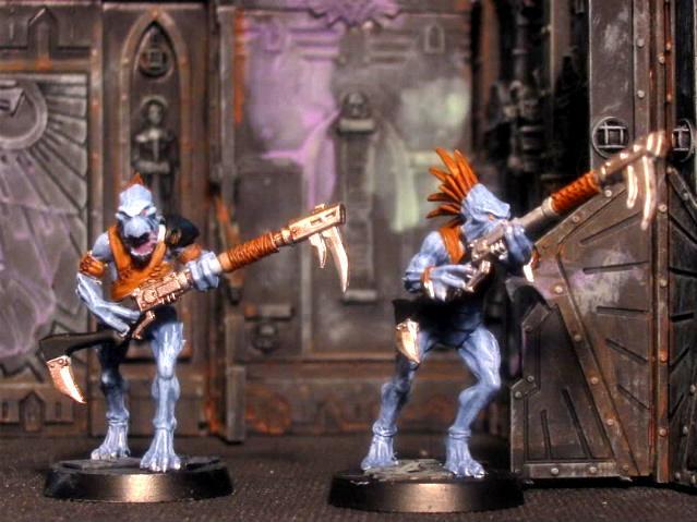 Kroot, Tau, Warhammer 40,000