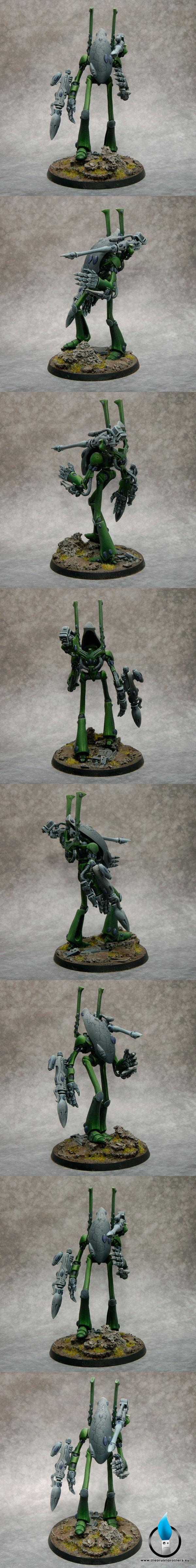 Eldar, Eml, Wraithlord