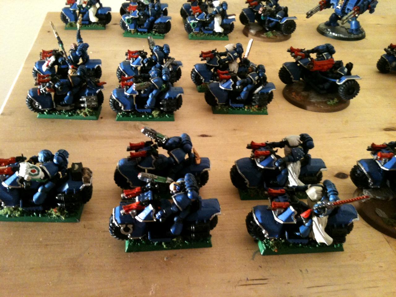 Bike Troops, Bike Troops