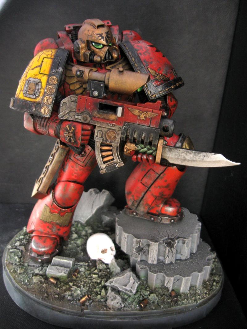 Blood Angels, Forge World, Large, Space Marines, Warhammer ...