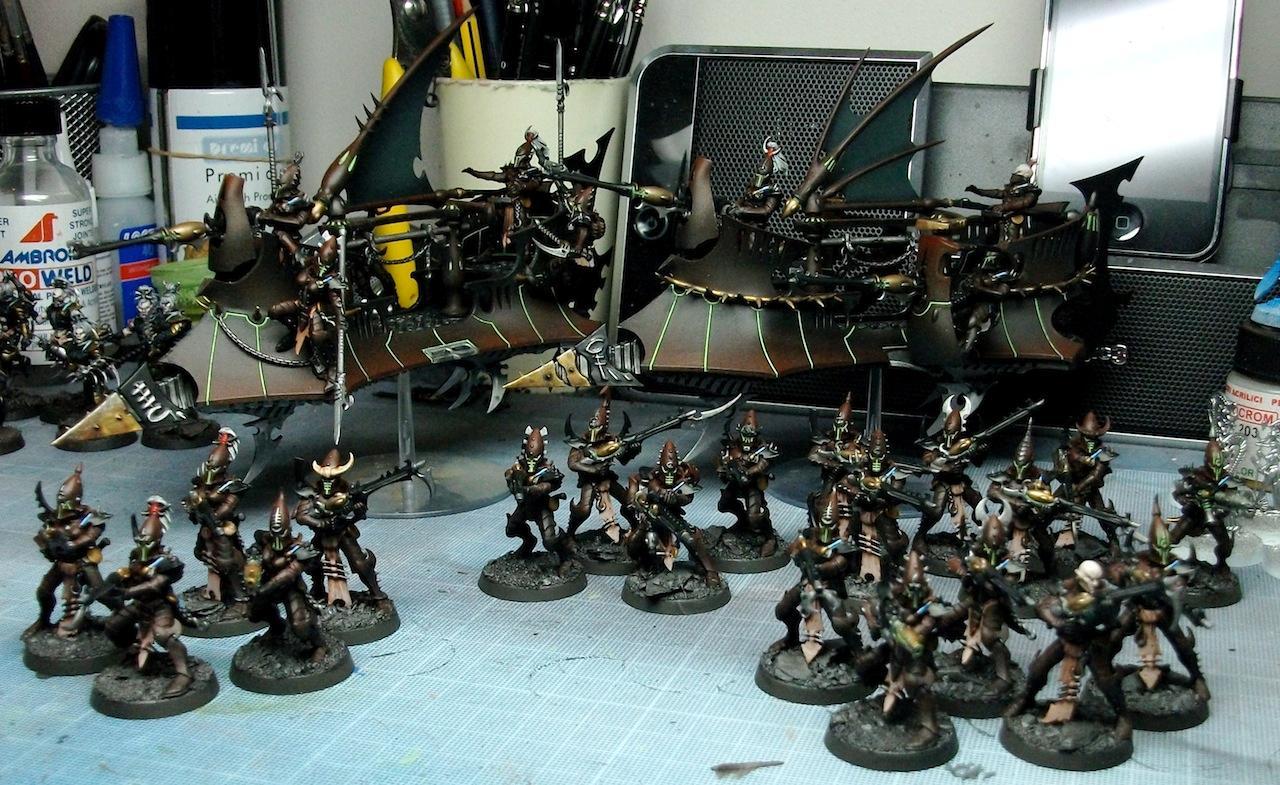 Cabolite, Dark Eldar, Troops, Warriors
