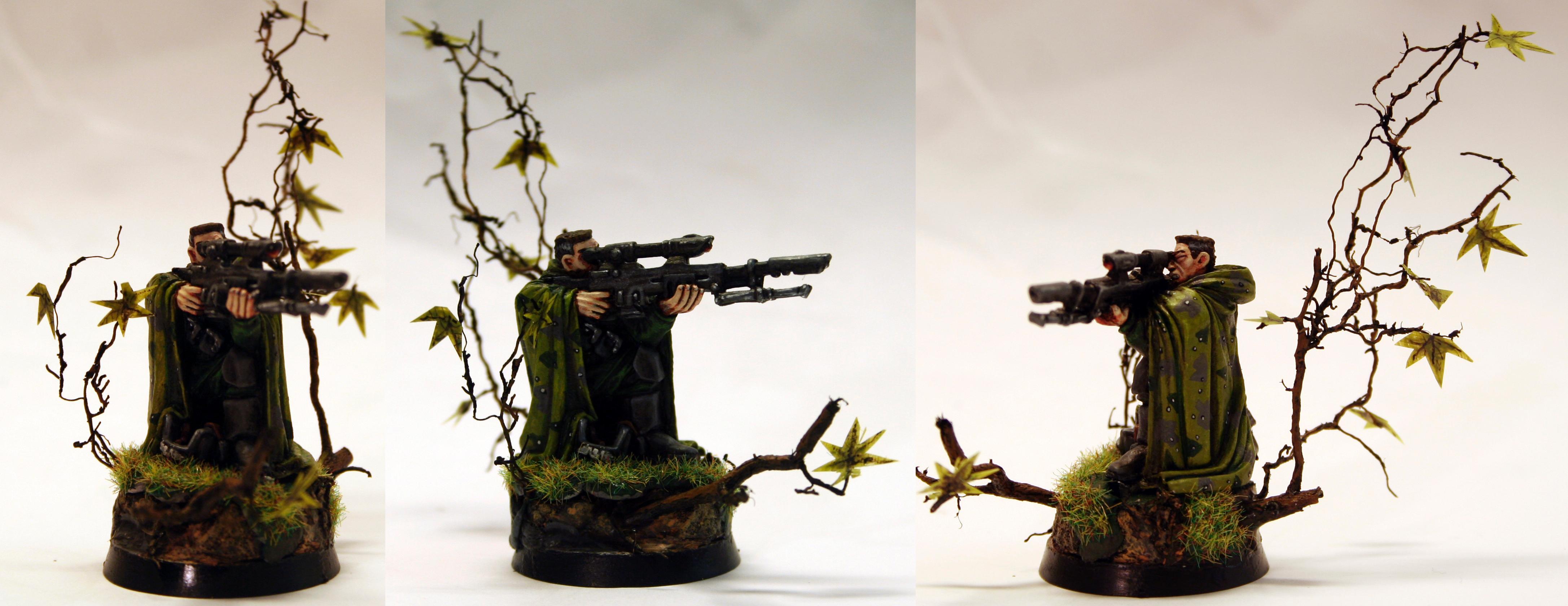 Camo Cloak, Cloak, Imperial Guard, Snipers