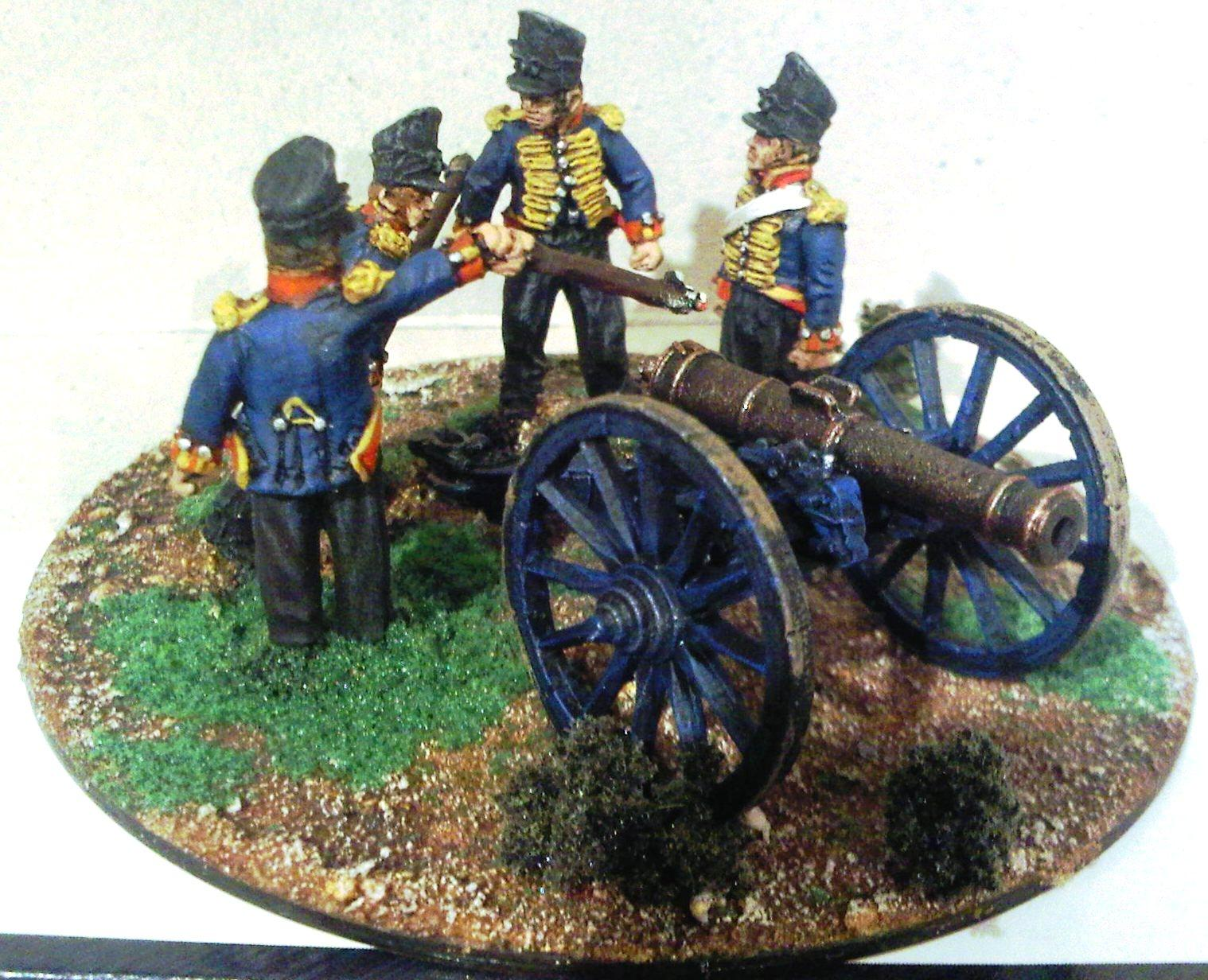 Cannon, Napoleonic, Peninsular War, Perry