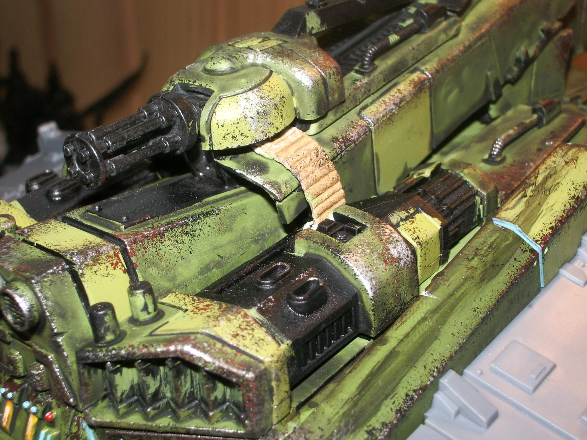 Conversion, Greenstuff, Halo, Imperial Guard, Piranah, Tau, Valkyrie, Warhammer 40,000
