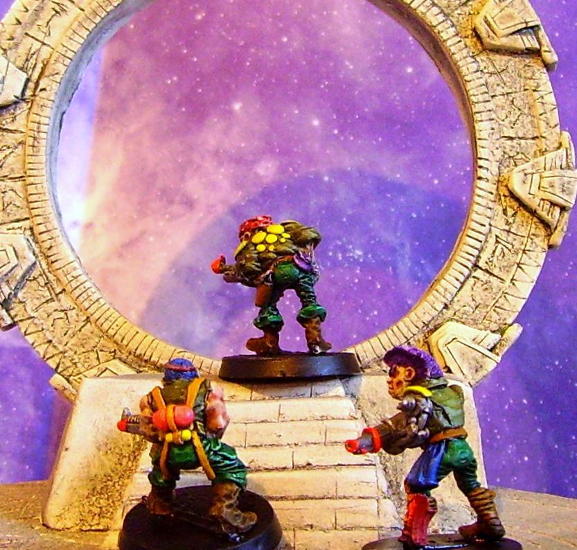Mercenary, Pirates, Rogue Trader, Stargate