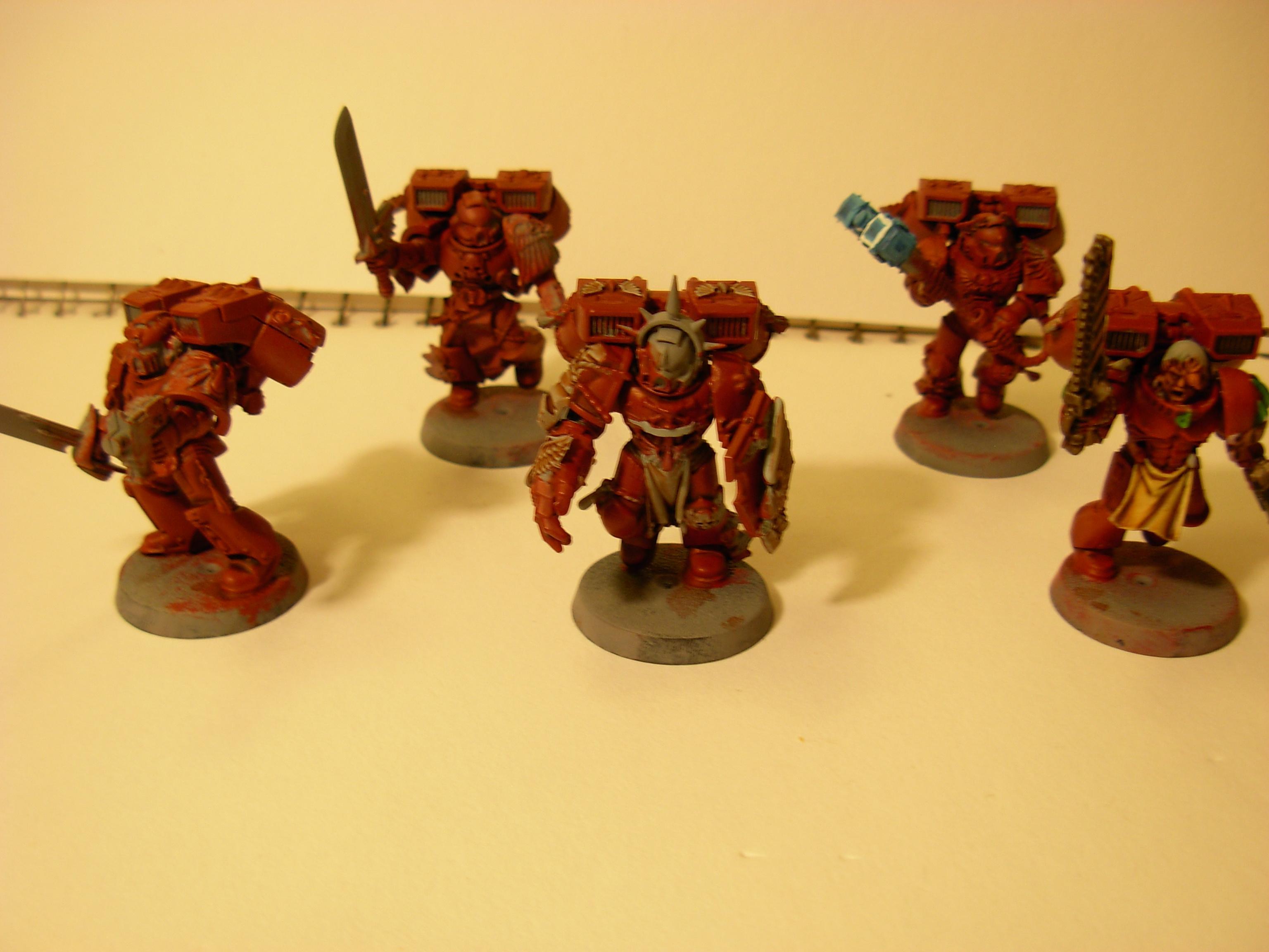 Vanguard squad