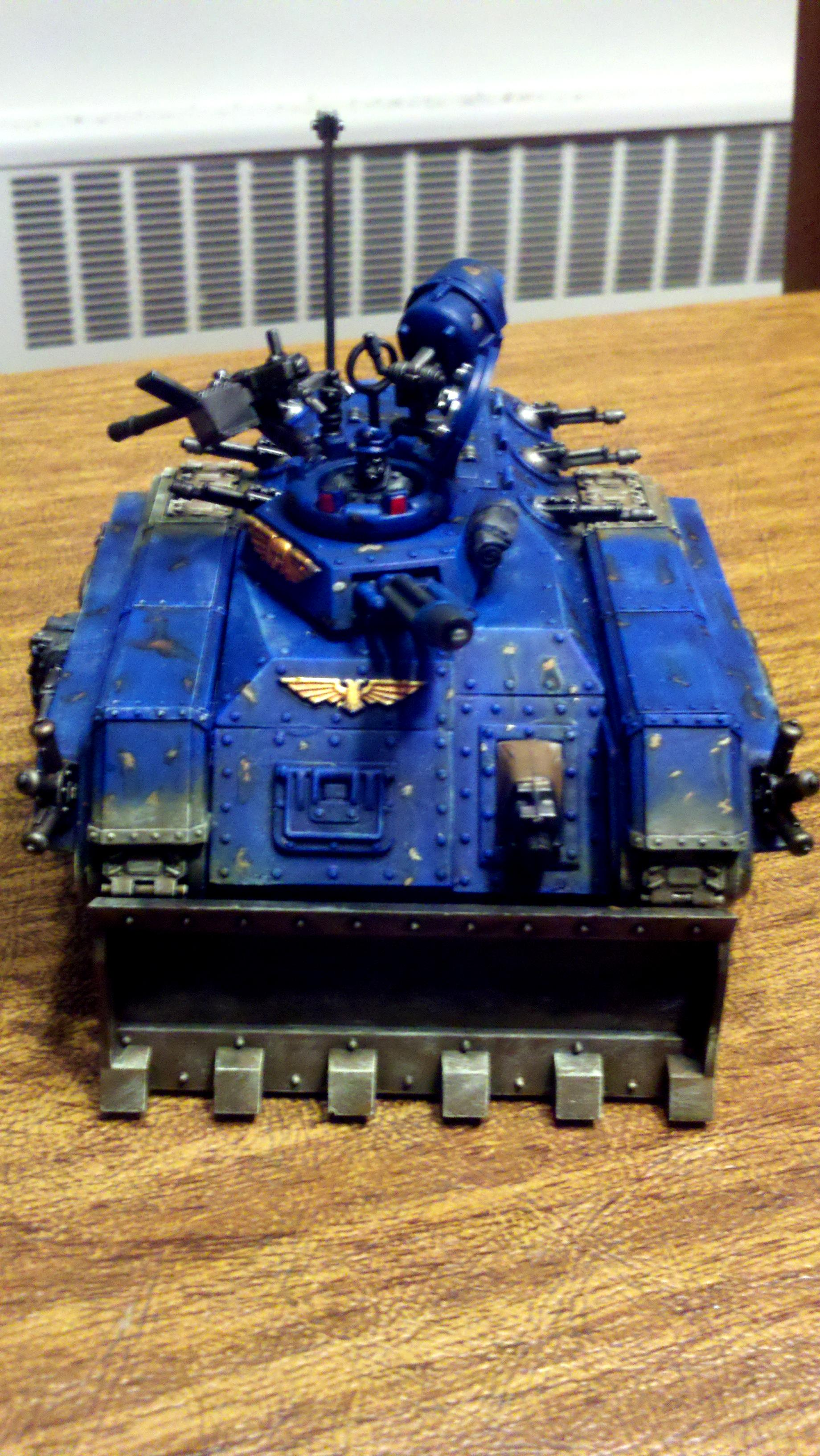 Chimera, Imperial Guard, Warhammer 40,000