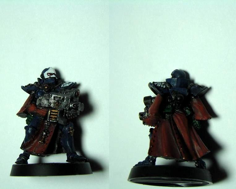 Sisters Of Battle, Witch Hunters Storm Bolter