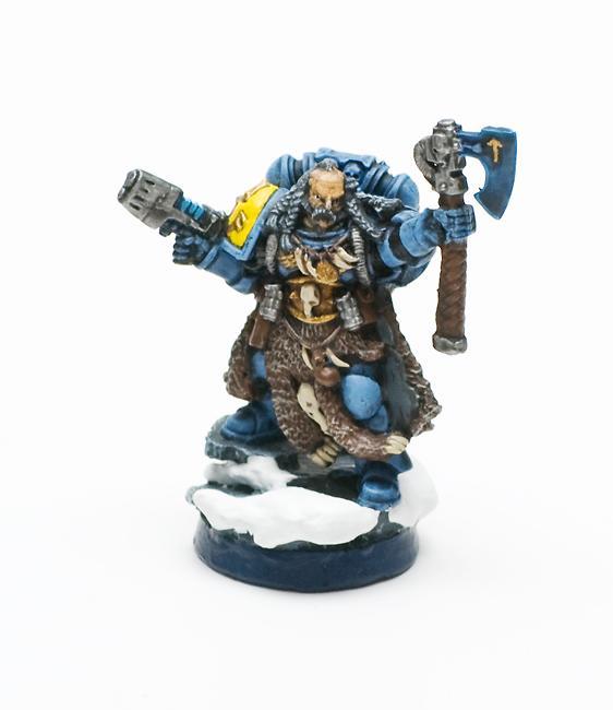 Space Wolves, Warhammer 40,000, Wolf Priest