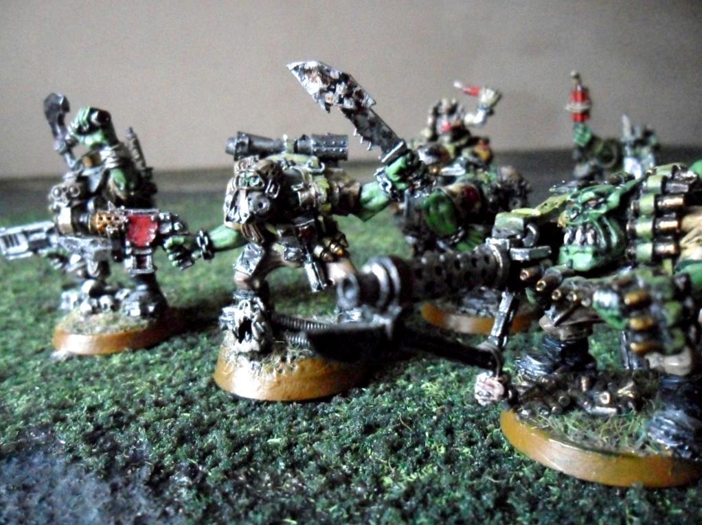 Kommando, Orks, Kommandos