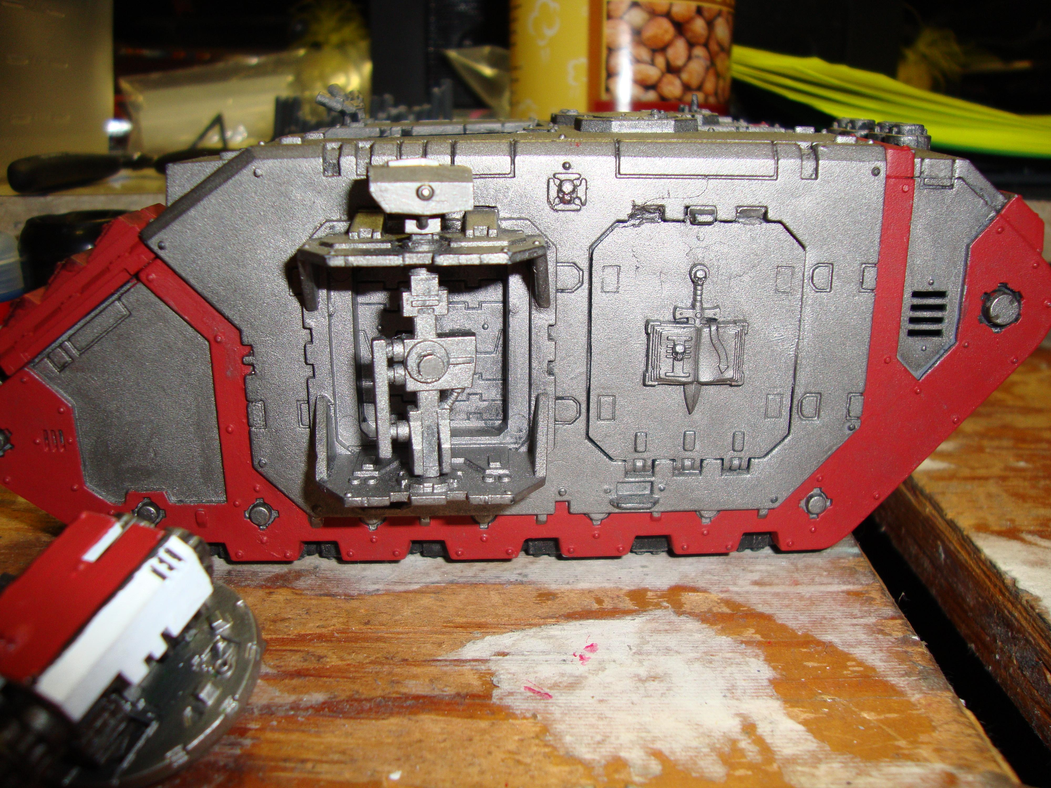 How I magnetized the turrets