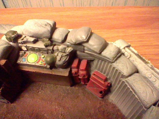 Cadian Trench line