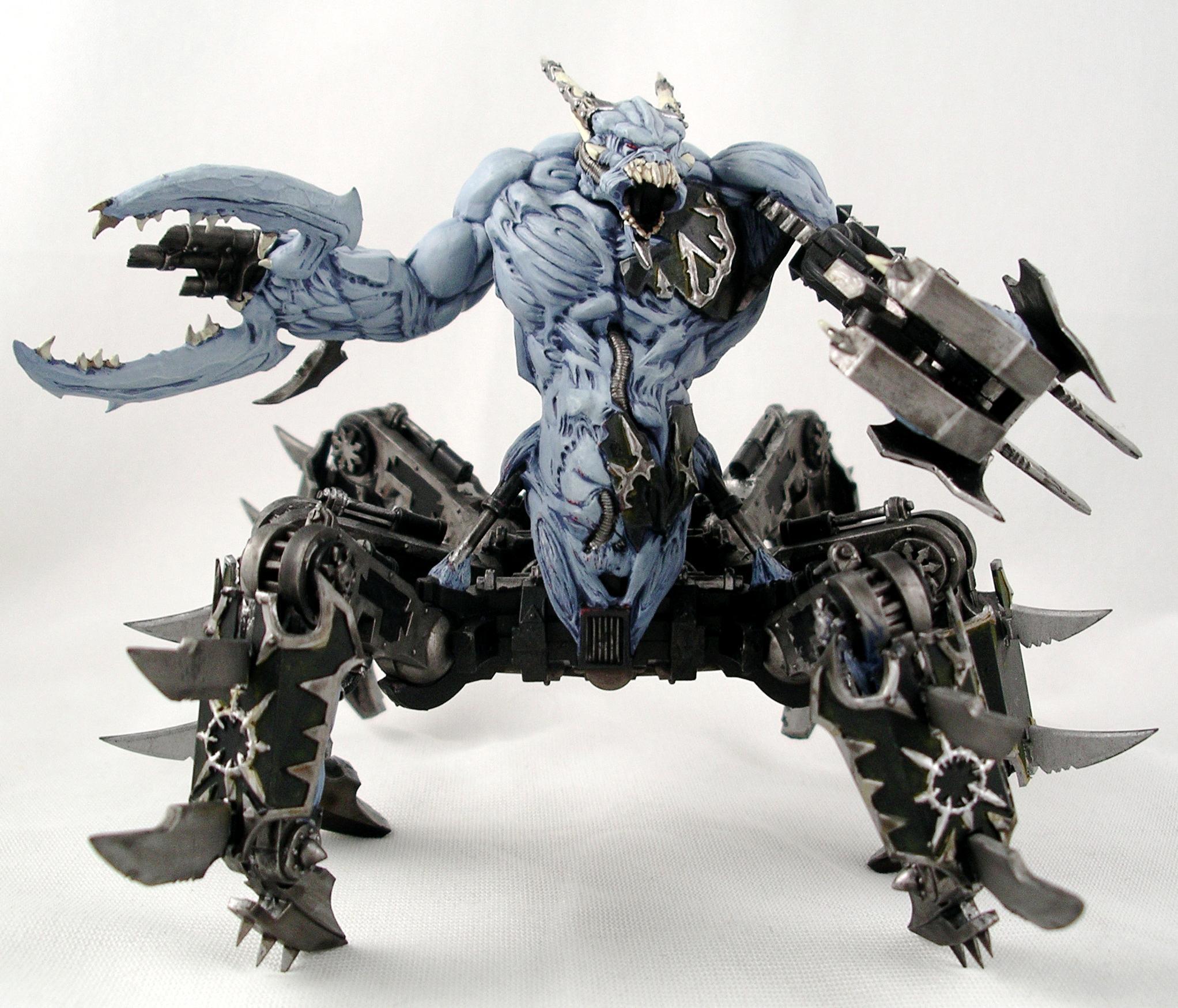 Daemons, Soul Grinder